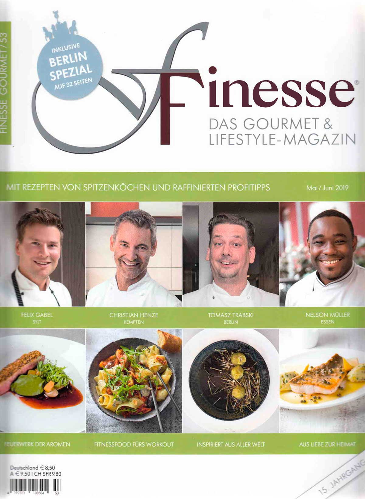 Presse Finesse Signature 05-06-19