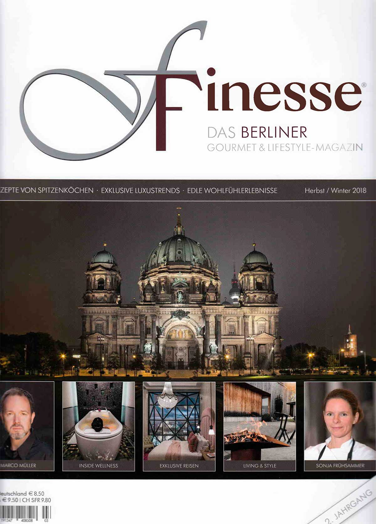 Finesse – Herbst/ Winter 2018